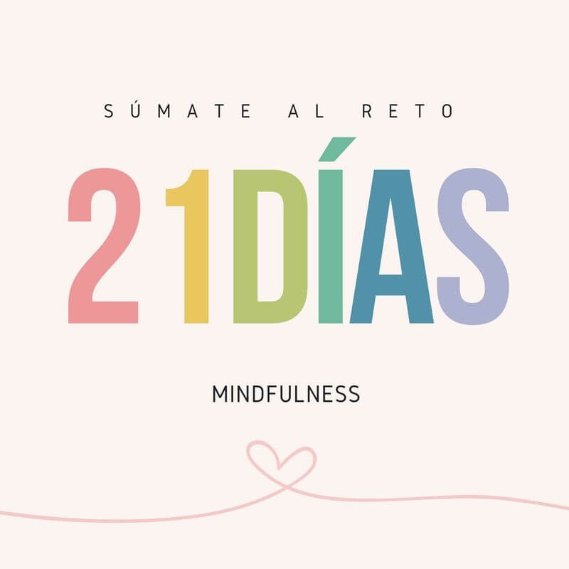 MINDFULNESS ONLINE RETO21DÍAS